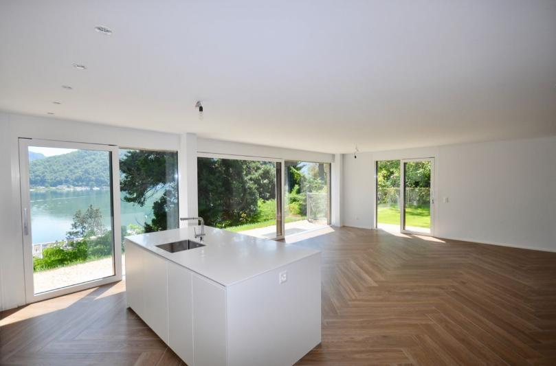 Итальянская Швейцария: недвижимость с видом на озеро Лугано в кантоне Тичино