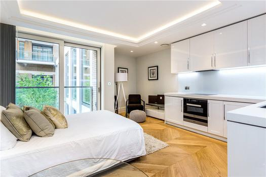 Studio apartment for sale in London