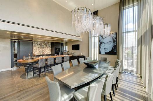 Stunning duplex apartment for sale in London