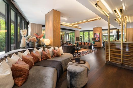 A beautiful three bedroom duplex apartment for sale in London