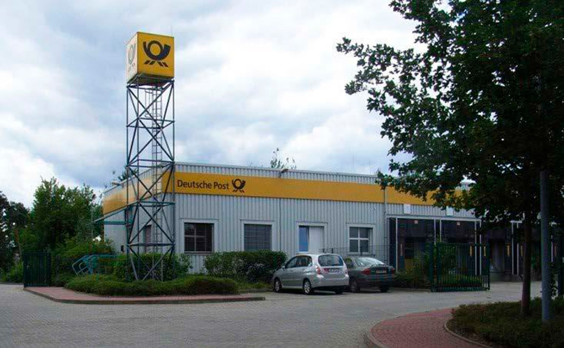 Commercial building for sale in Germany, Eisenhüttenstadt