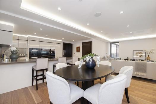 Brand new luxury 3 bedroom apartment in London