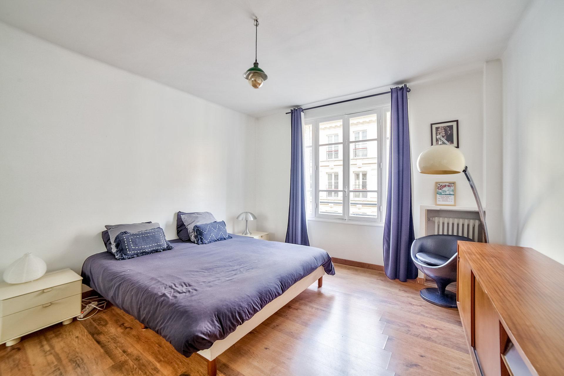 Квартира с одной спальней на продажу в Париже