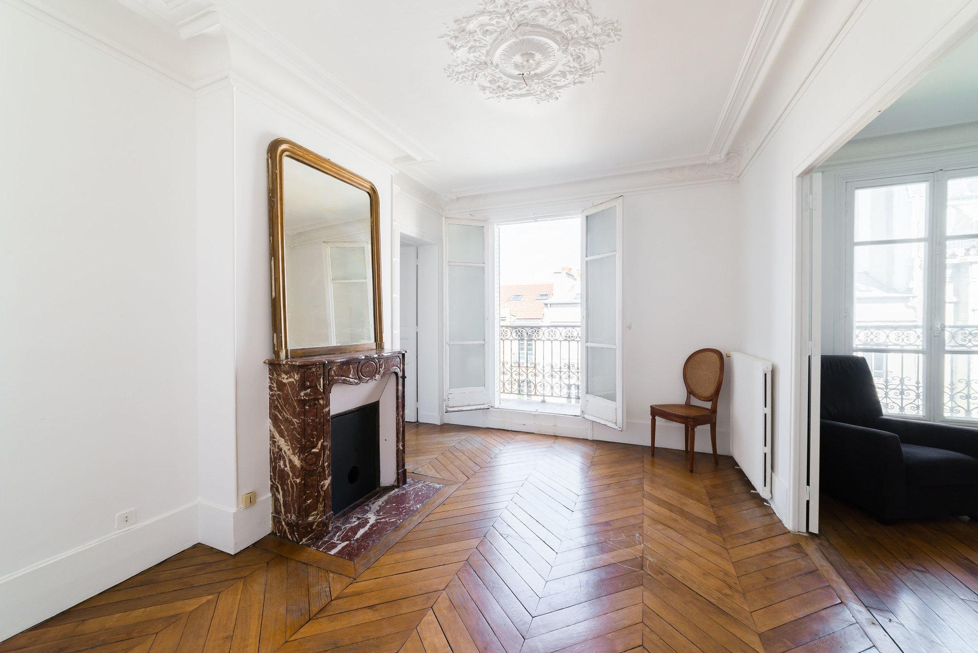 Продажа квартиры с видом на Эйфелеву башню, Париж