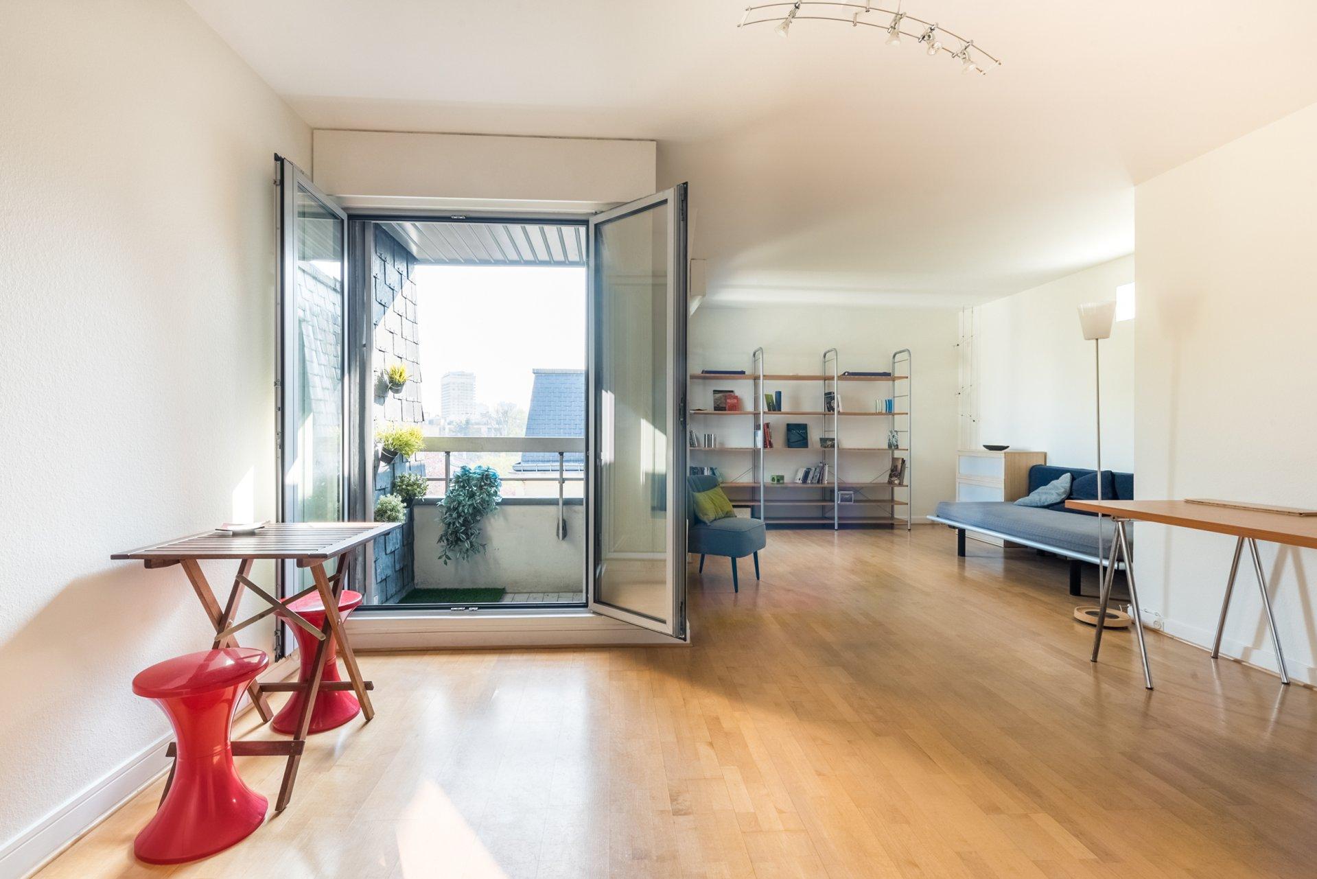 One-bedroom apartment in Paris, 14th arrondissement