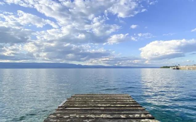 Дом на побережье Женевского озера в Тонон-ле-Бен, Франция