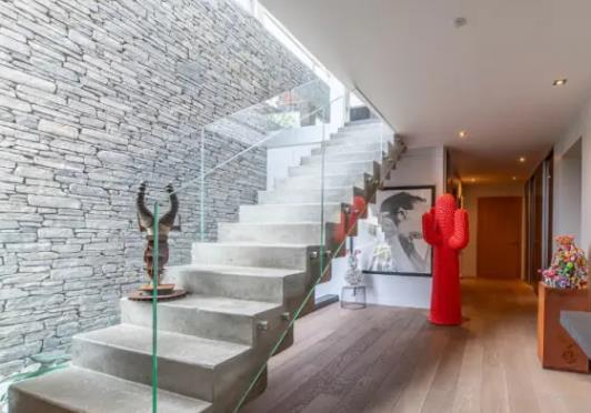 Modern villa with pool in France, Evian-les-Bains resort
