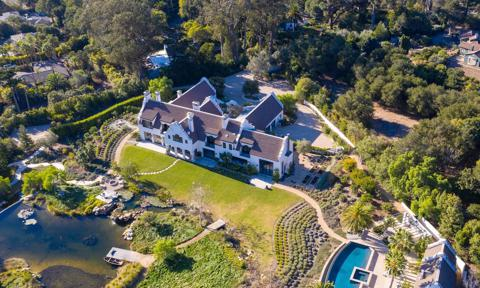 Ellen DeGeneres and her next luxury property