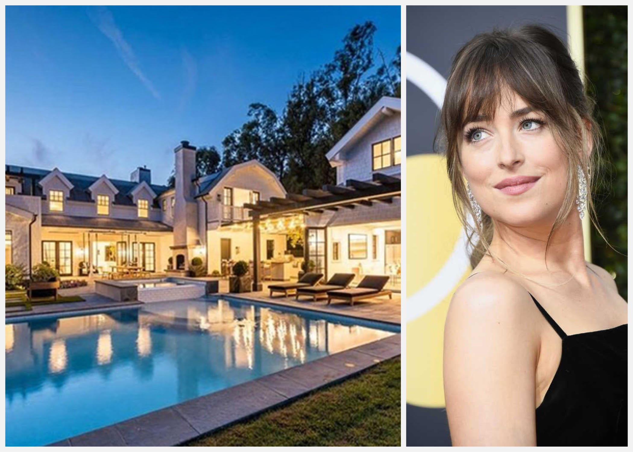 Dakota Johnson and Chris Martin acquire Malibu mansion
