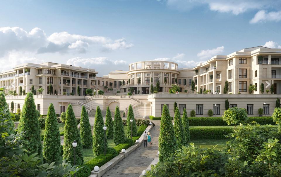 Апартаментный комплекс 5* Grand Royal Residences