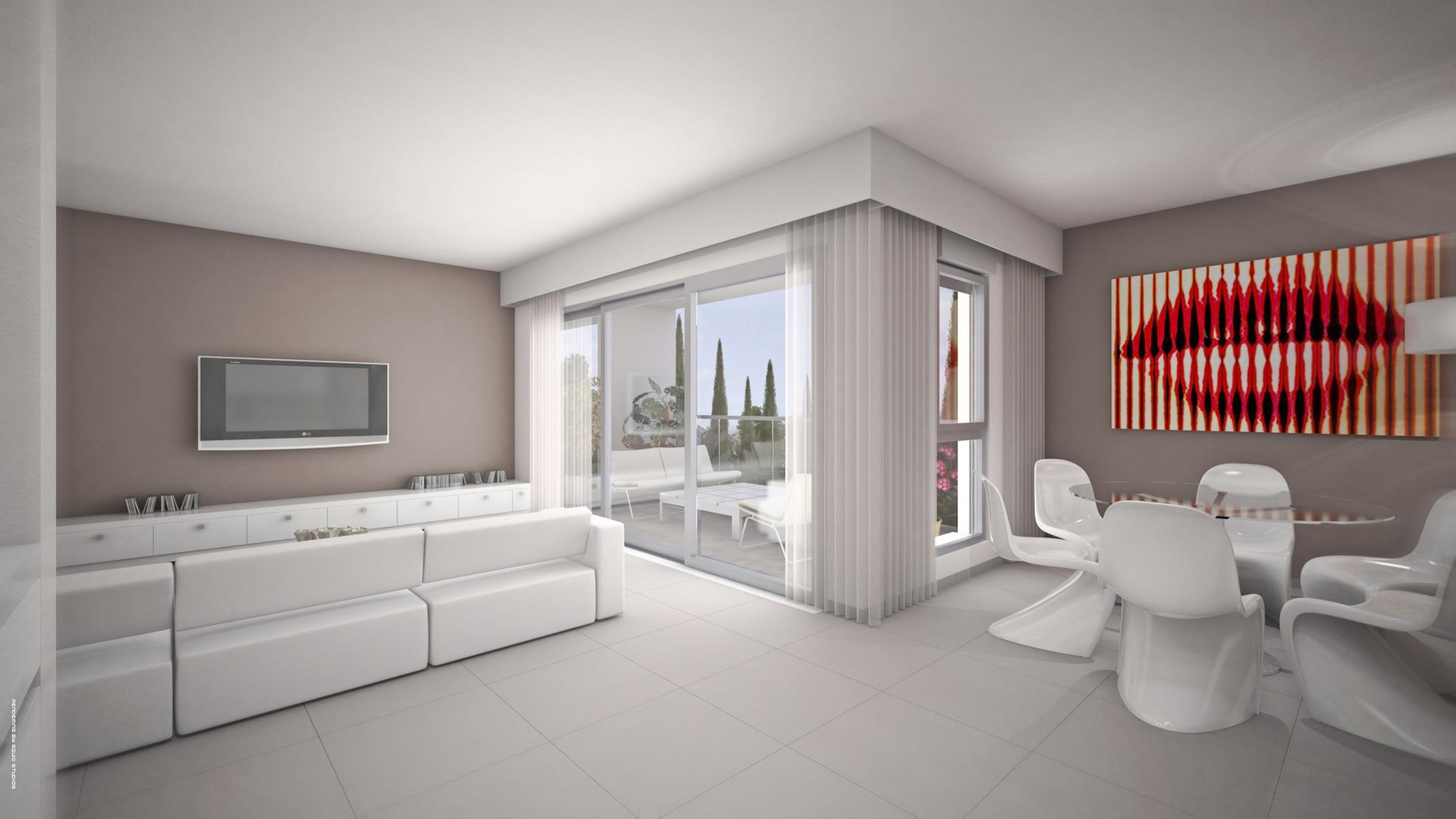 New three bedroom apartment in Nicosia
