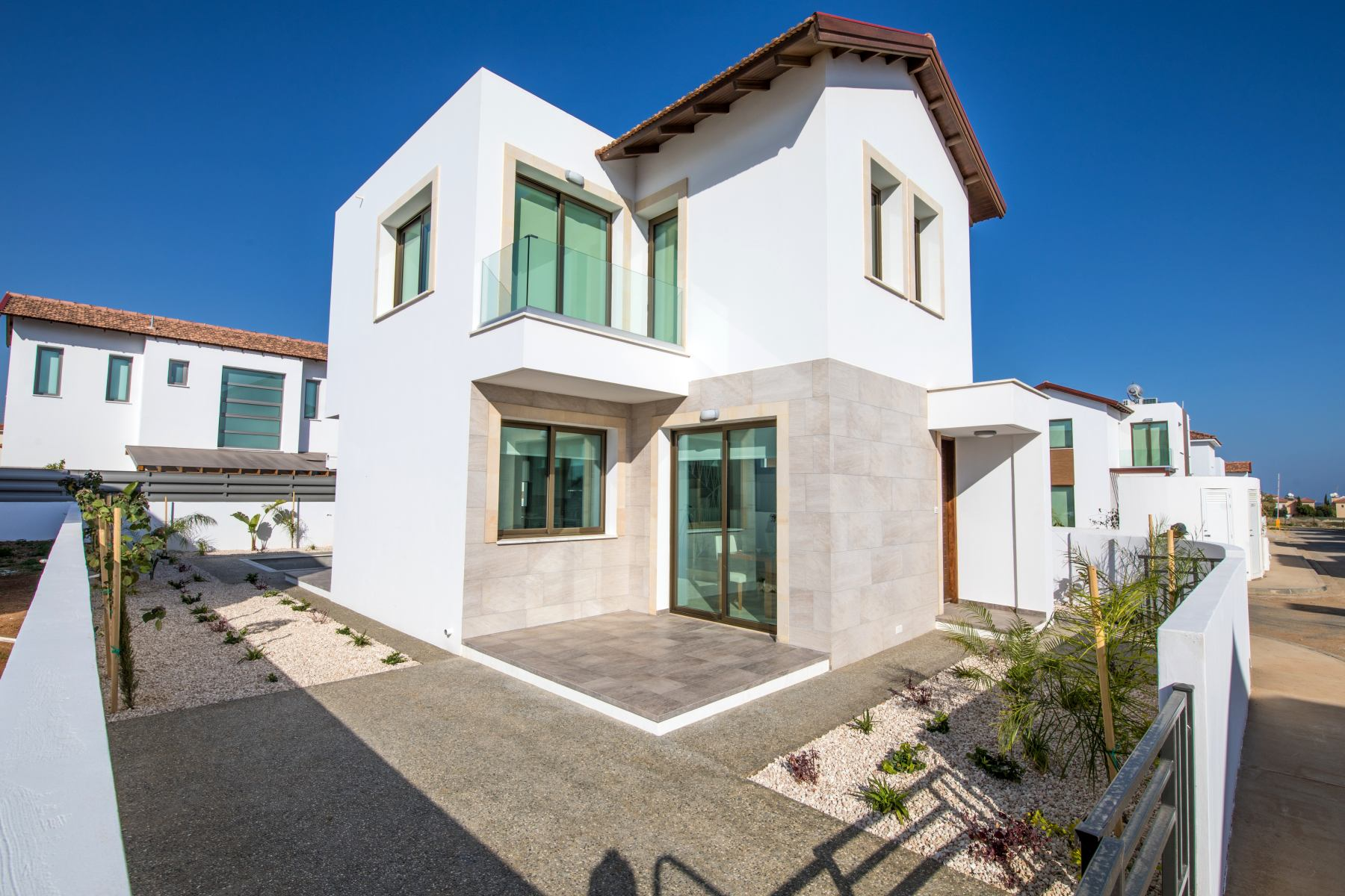 Luxury villa in an exclusive project in Paralimni