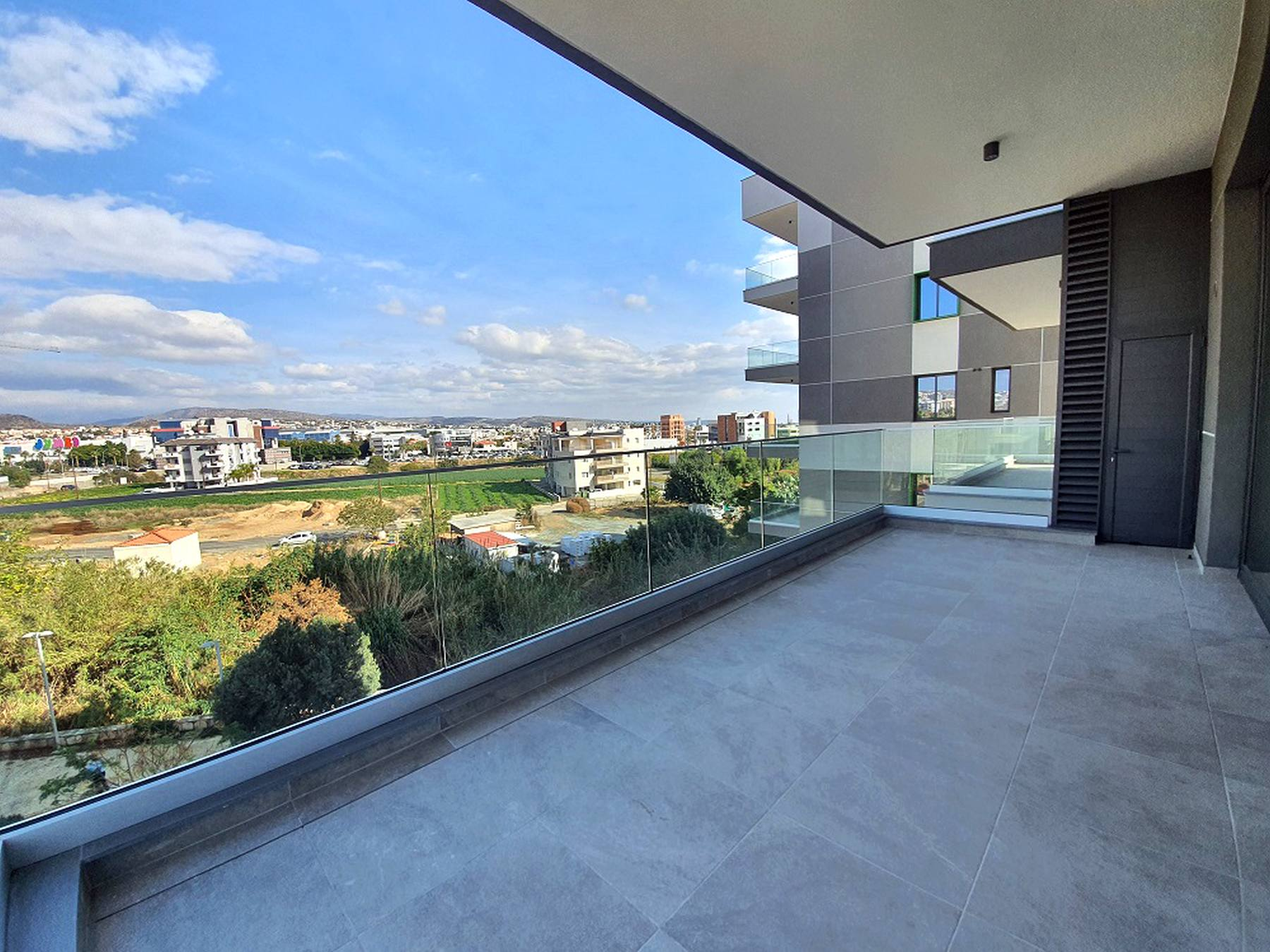 Apartment in a modern residential project in Limassol