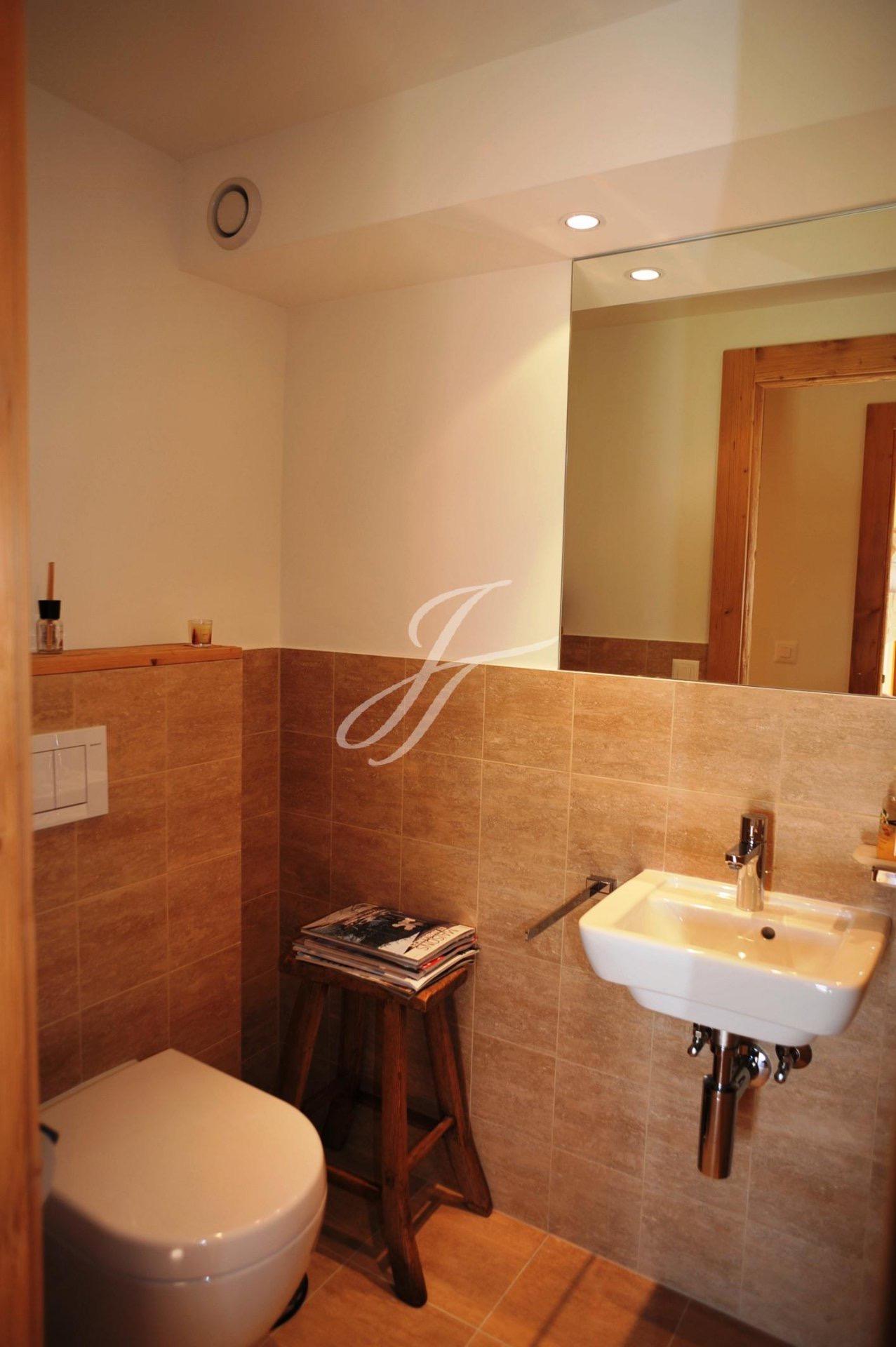 Three-Bedroom Apartment in Switzerland, Verbier Ski Resort