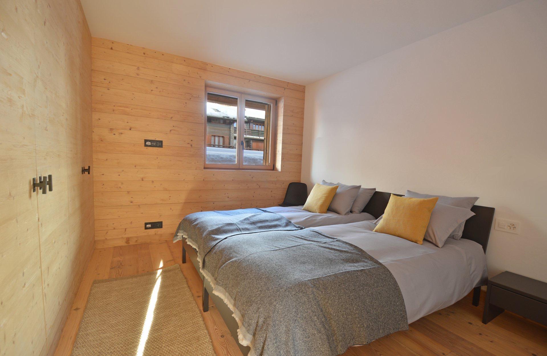Новая роскошная резиденция в центре Вербье, Швейцария, Альпы