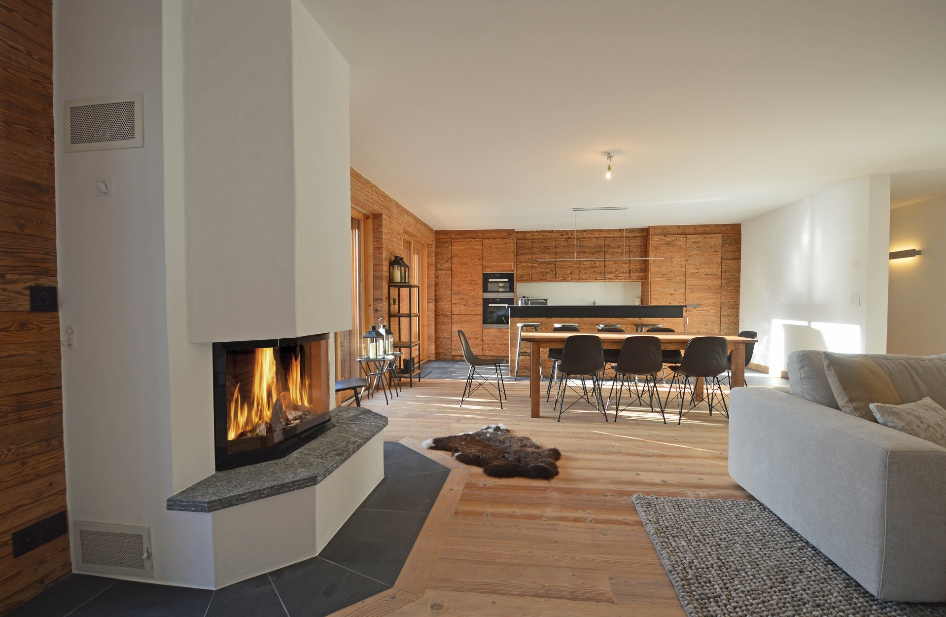 New luxury residence in the center of Verbier, Switzerland, Alps
