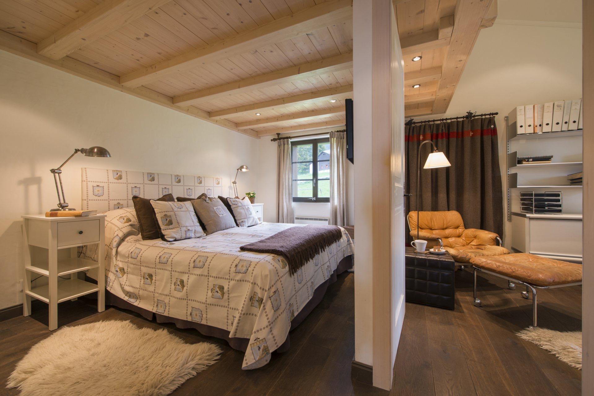 Duplex penthouse in Switzerland, Verbier, Swiss Alps