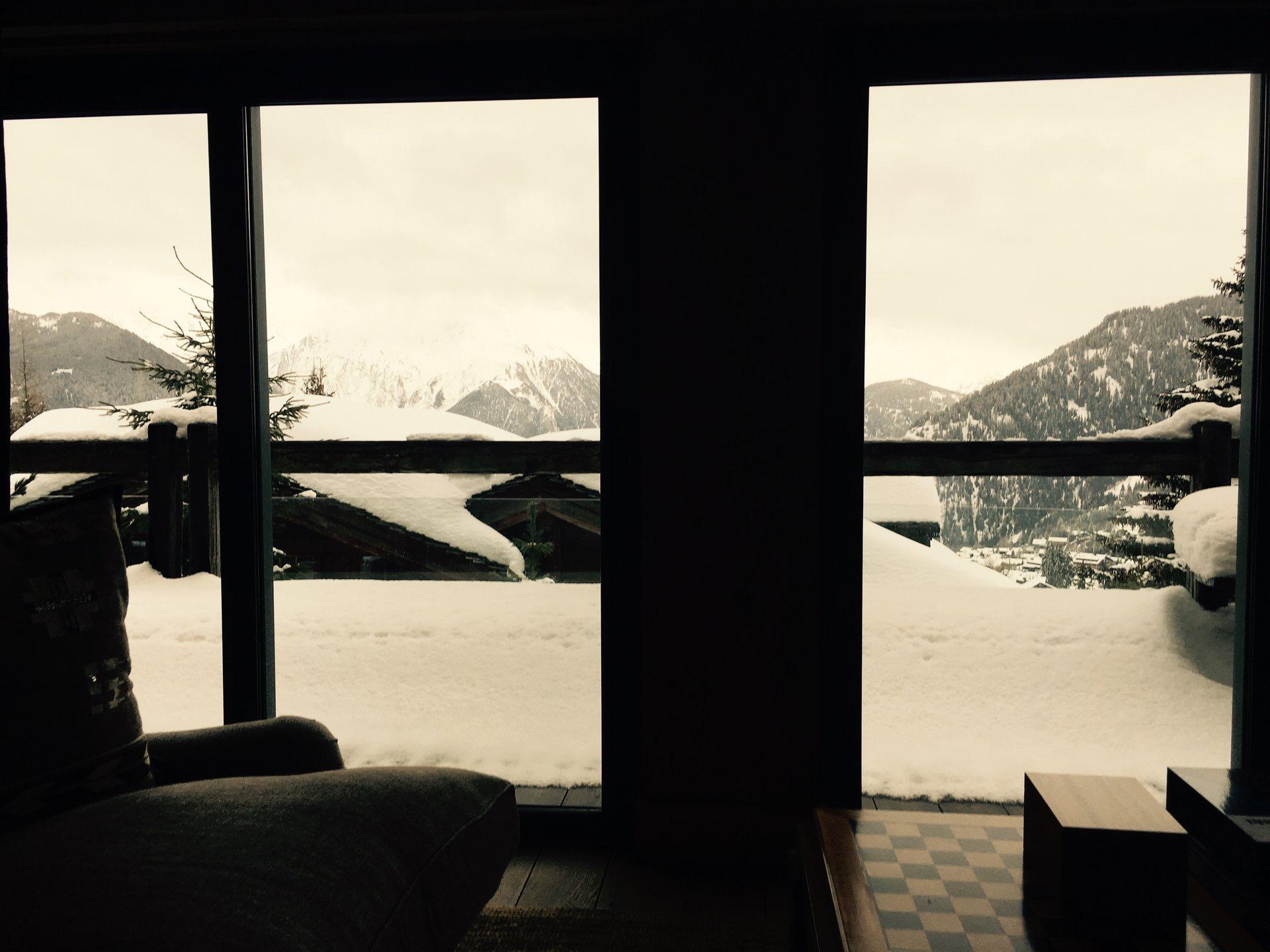 Очаровательное шале в Альпах, район Ла-Тинт, Швейцария