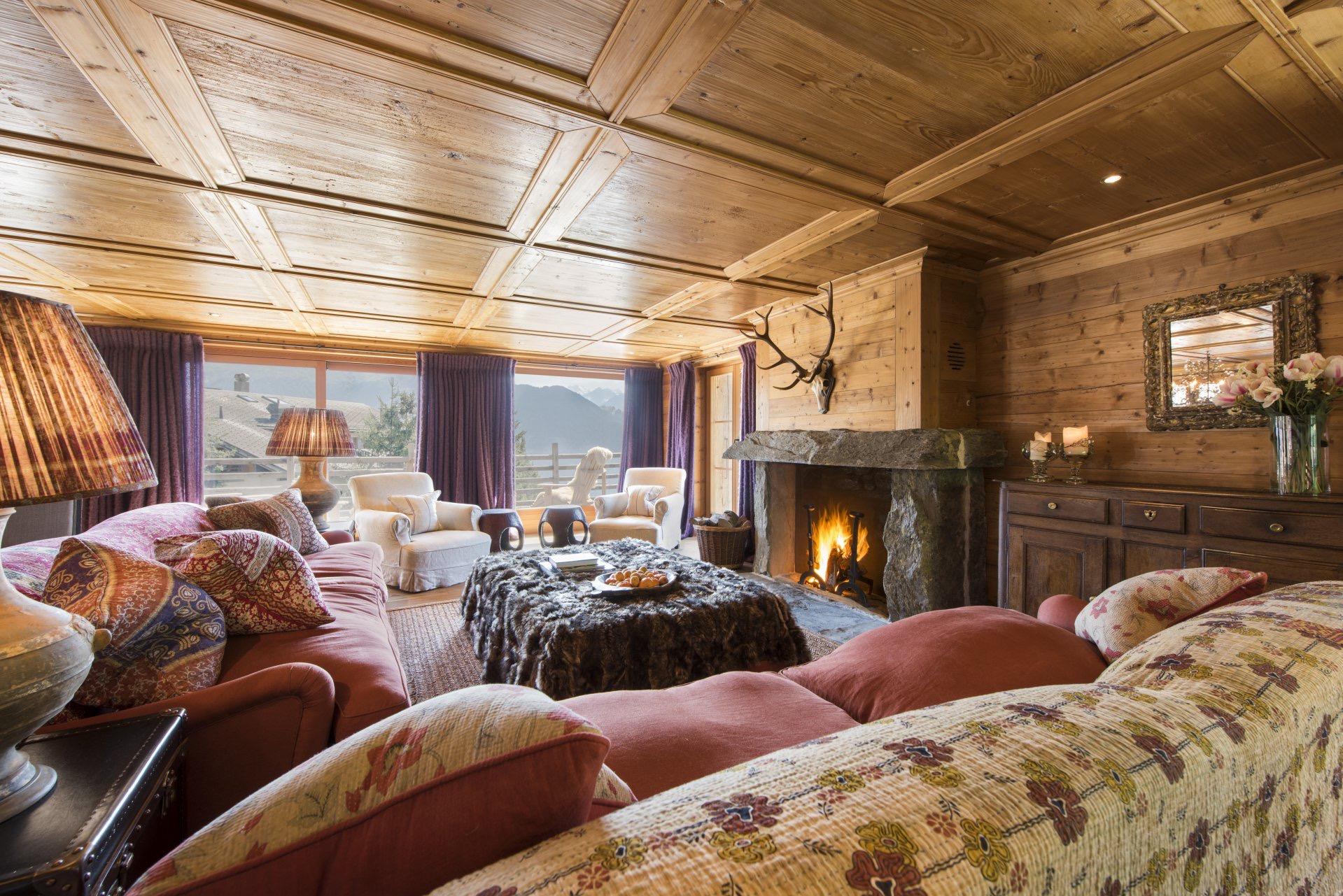 Дуплекс в Швейцарии, Альпы, горнолыжный курорт Вербье́