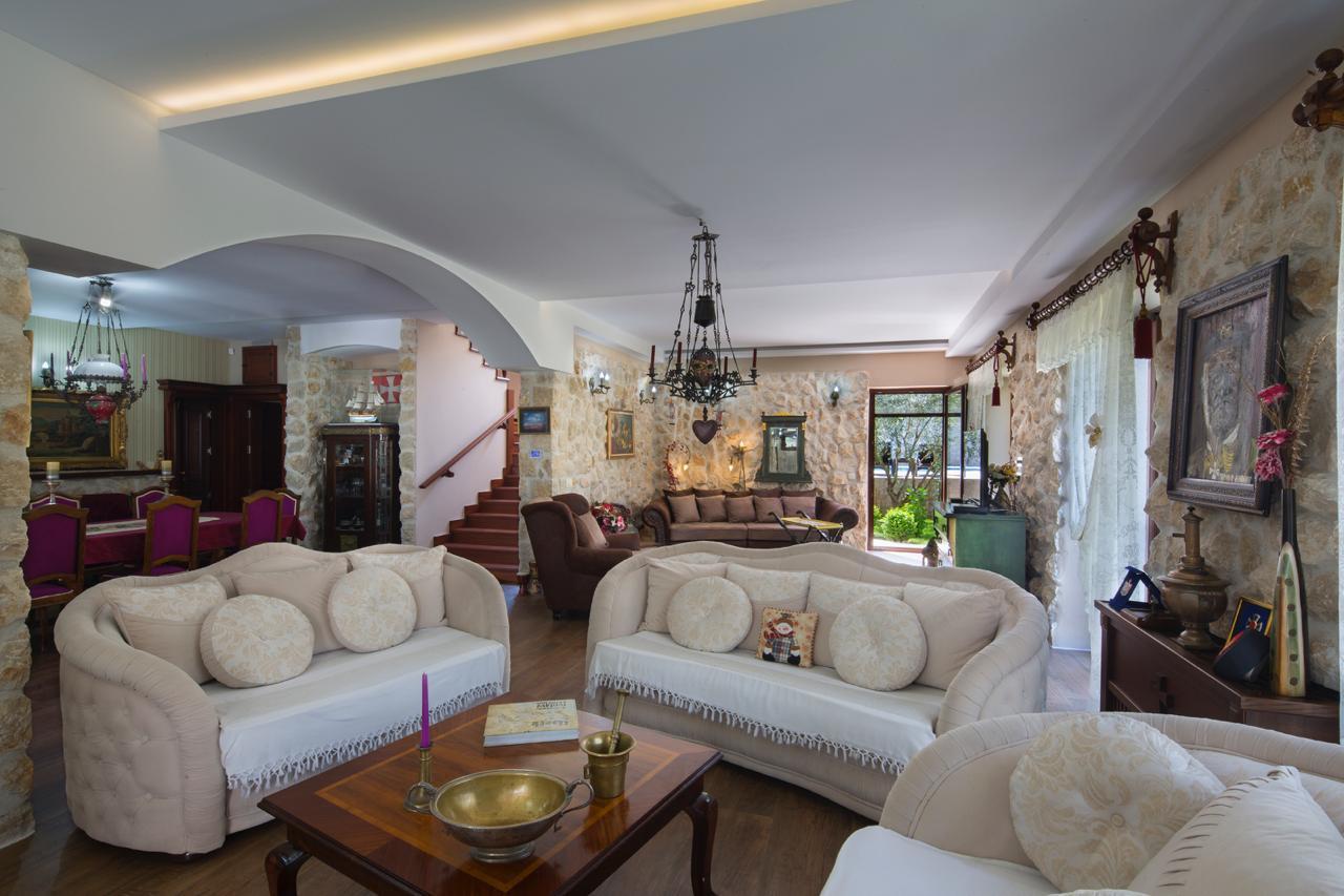 Luxury stone villa in Prcanj, Kotor