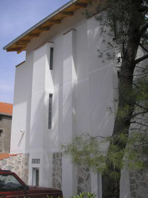 New beautiful house overlooking  the Bay of Kotor