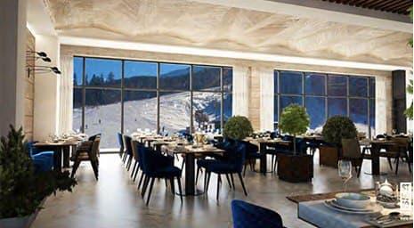 The Westin Ski Resort Kolašin - отель на горнолыжном курорте в городе Колашин
