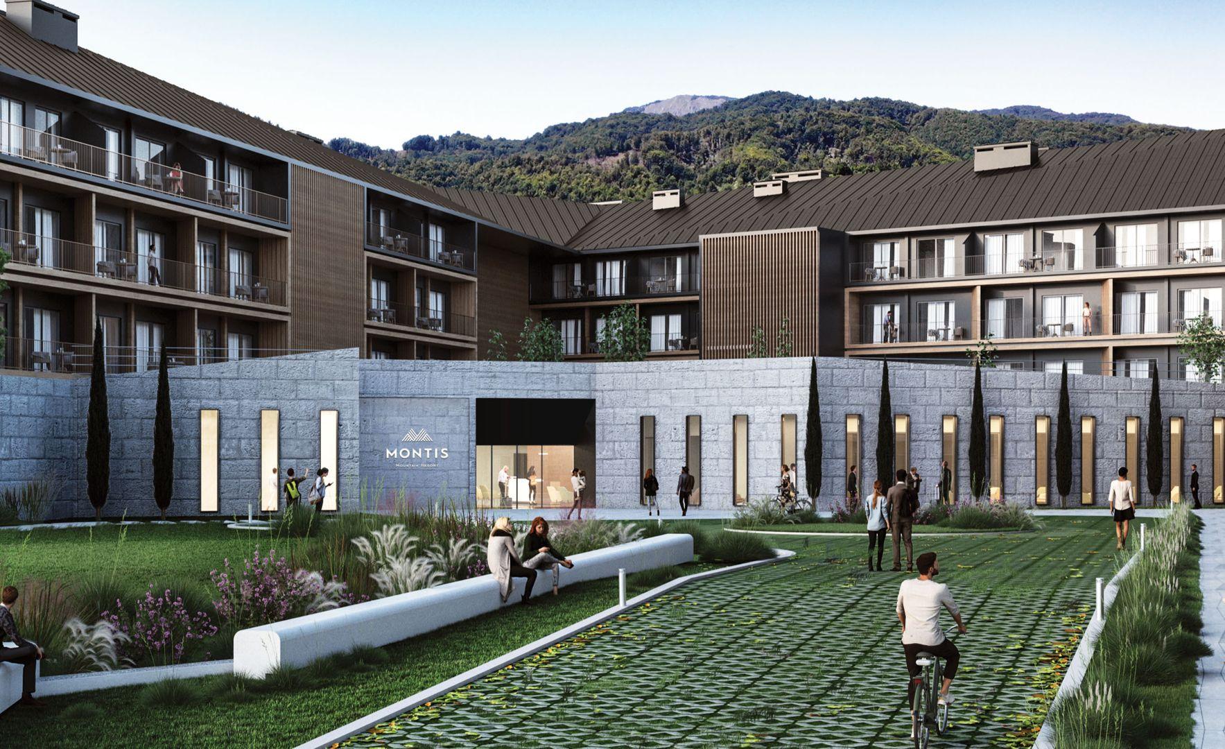 Отель 5* Montis Mountain Resort Колашин