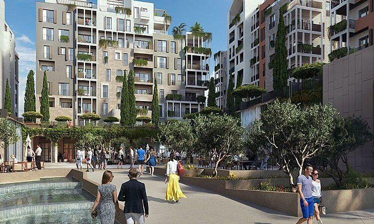 Проект Boka Place в Porto Montenegro, Тиват