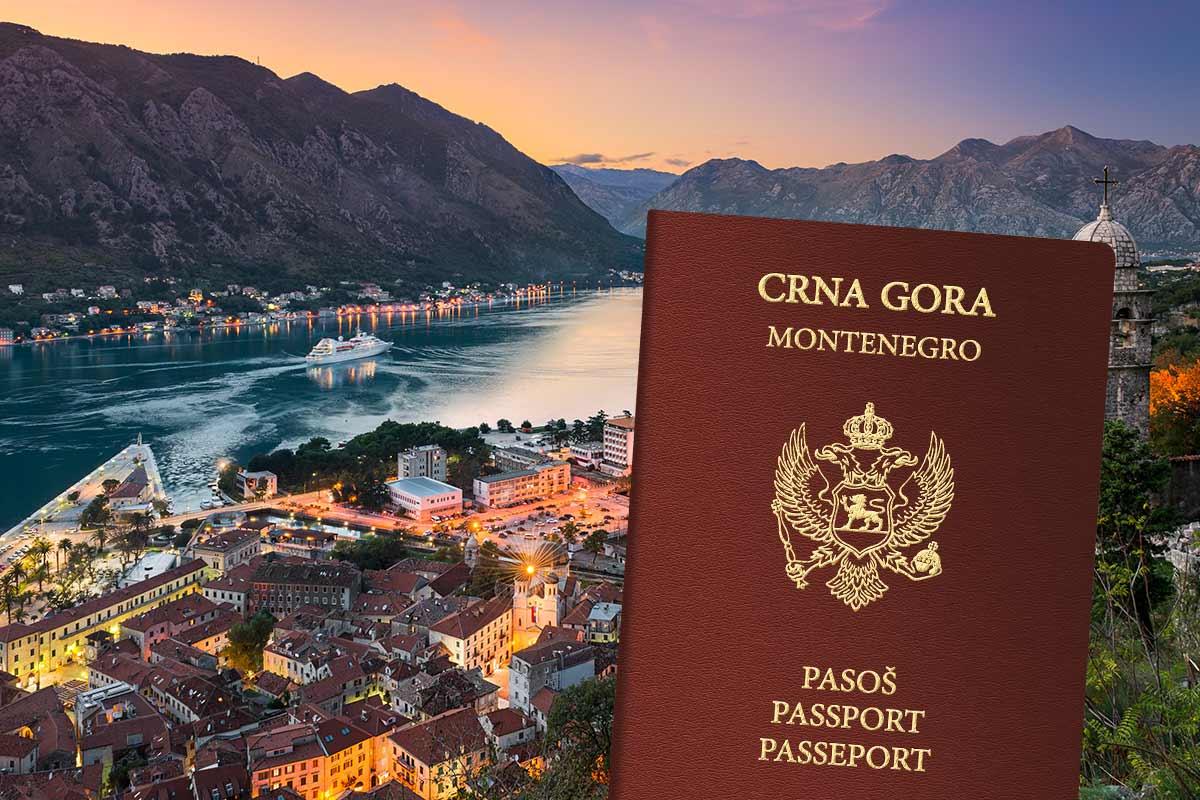 Гражданство Черногории за инвестиции в недвижимость