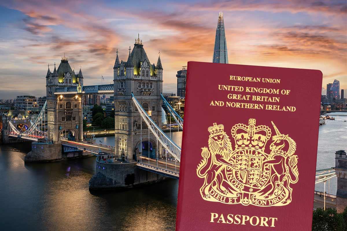 Гражданство Великобритании за инвестиции