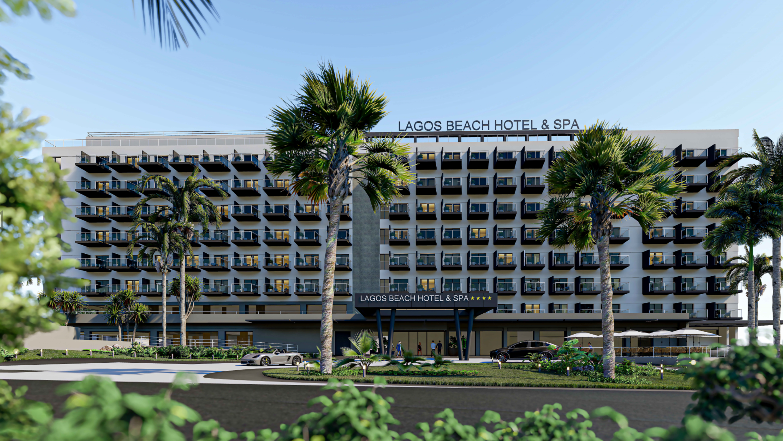 Отельный комплекс Lagos Beach Hotel в Алгарве