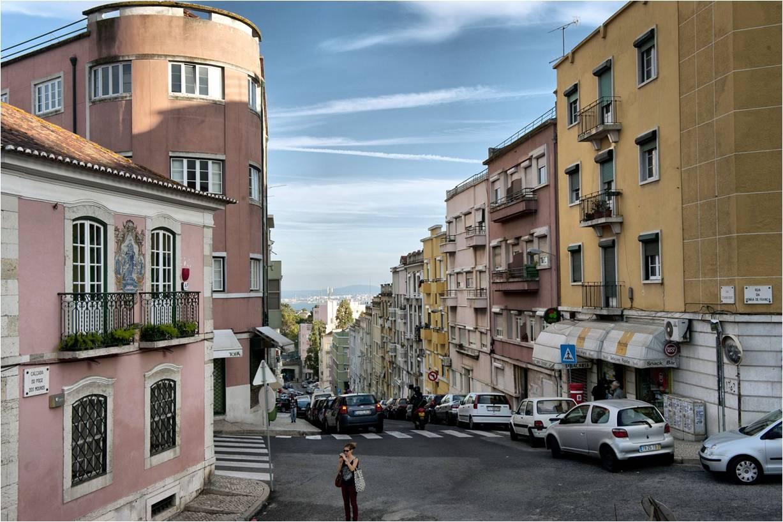 Квартира в Лиссабоне, район Пенья-де-Франса