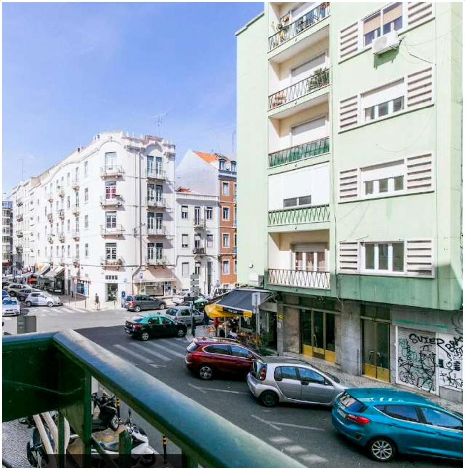 Апартамент в центре Лиссабона