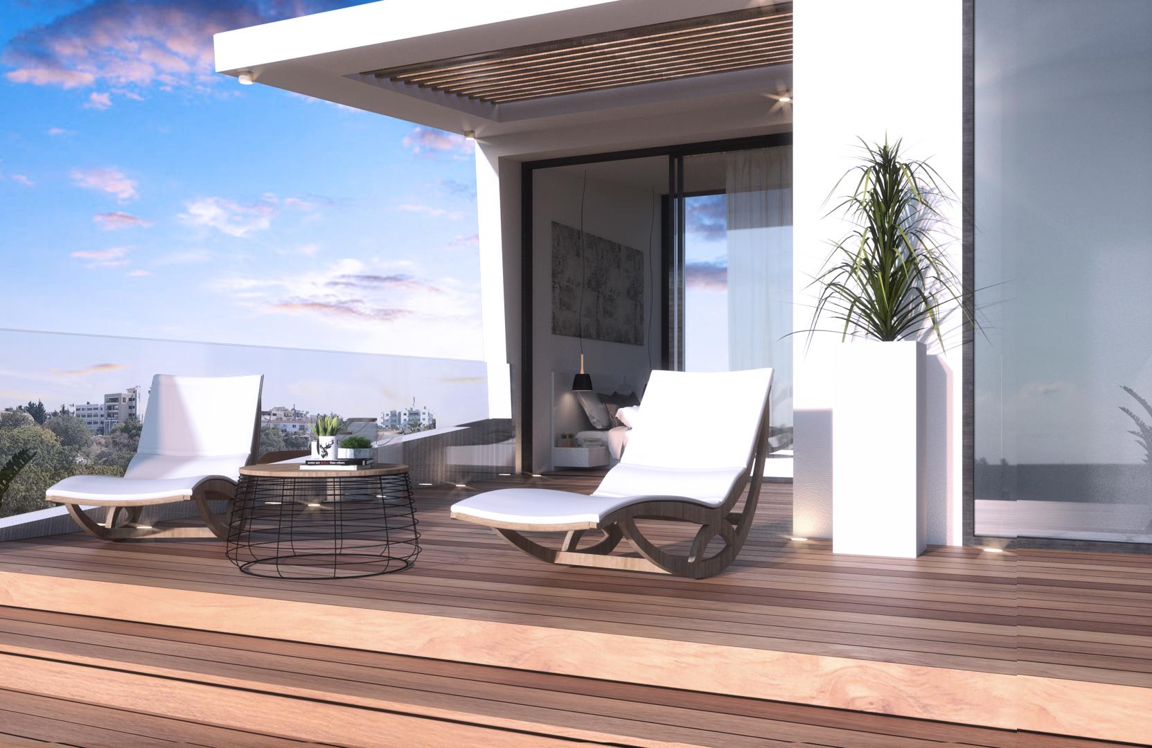Современный стиль жизни в комплексе Paradise Gardens, Пафос
