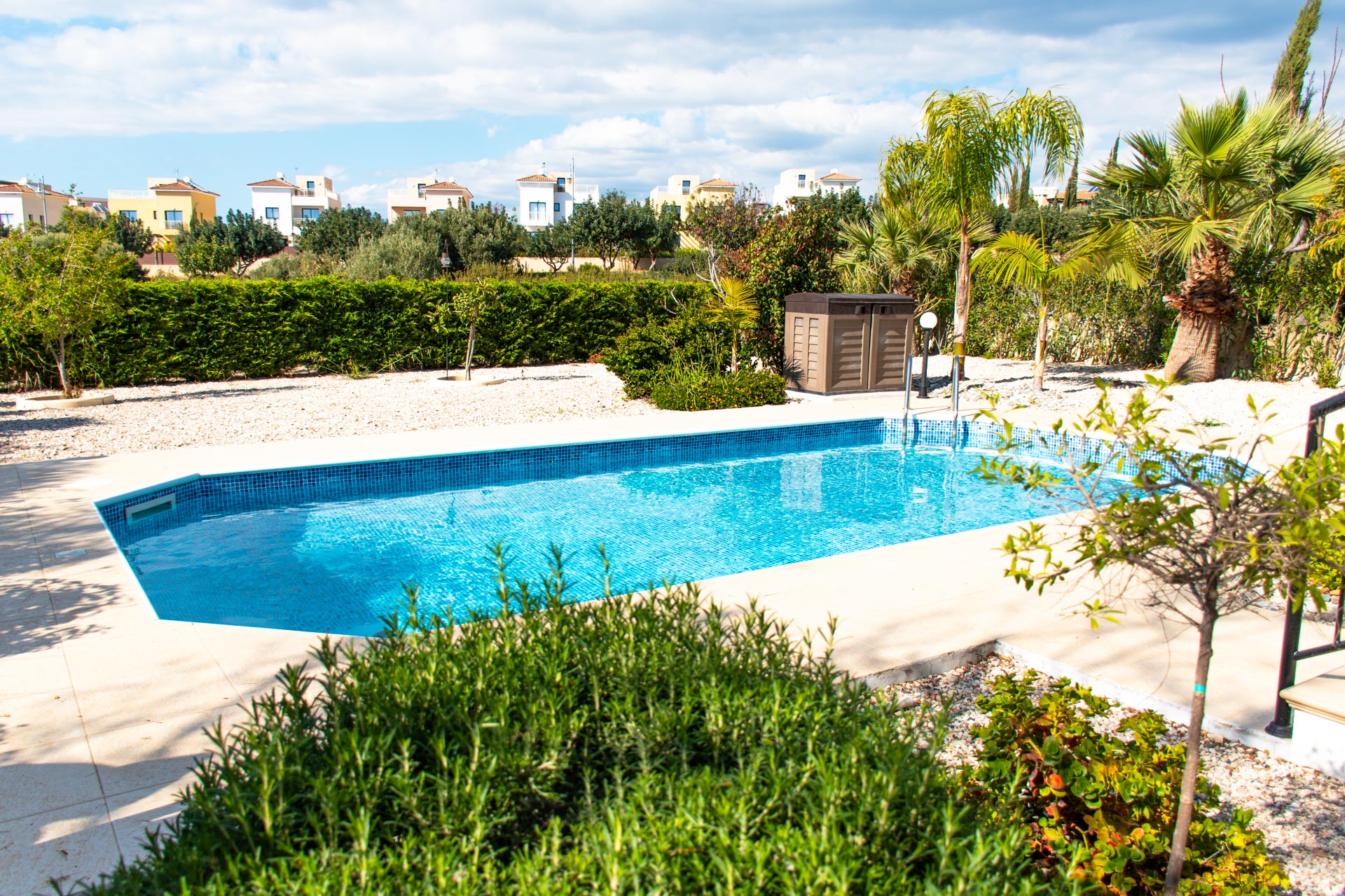 Крупный жилой проект Пафоса - гольф-курорт Venus Rock Golf Resort