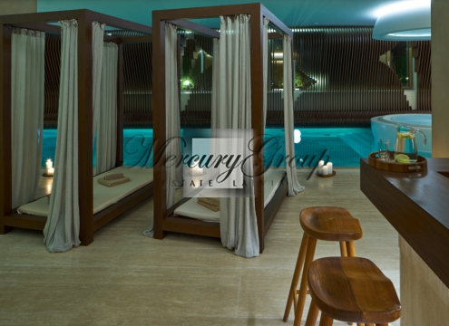 Legend - новый проект класса люкс со своим пляжем и spa-центром