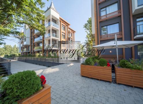 Sky Garden - новый жилой комплекс на море, Юрмала