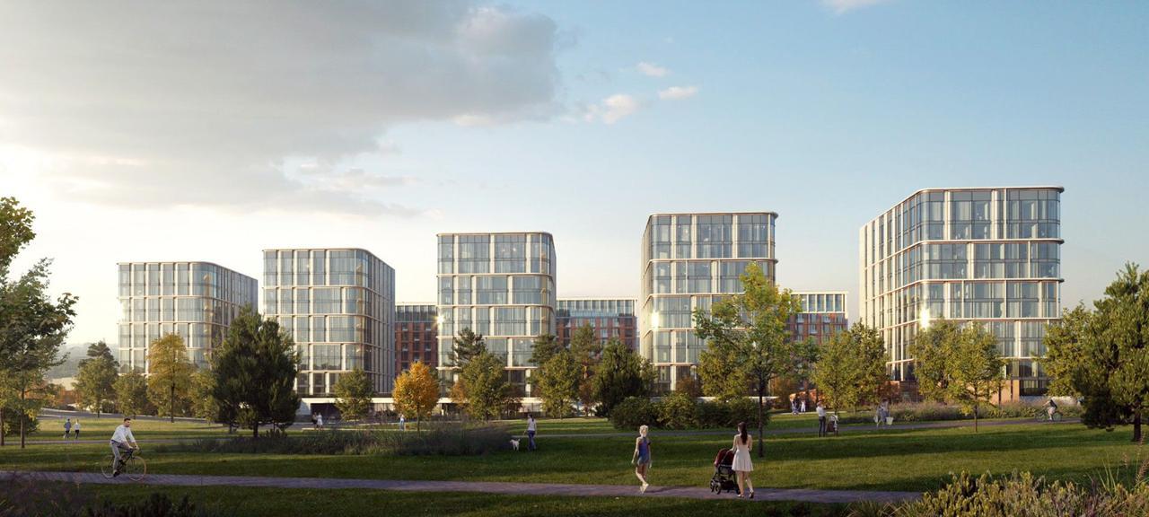 Victory Park Residences - роскошный оазис в современном мегаполисе