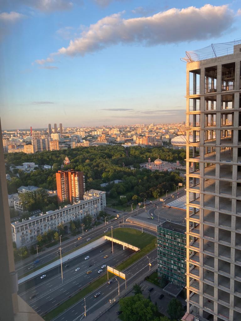 Prime Park - новый квартал премиум класса в Москве