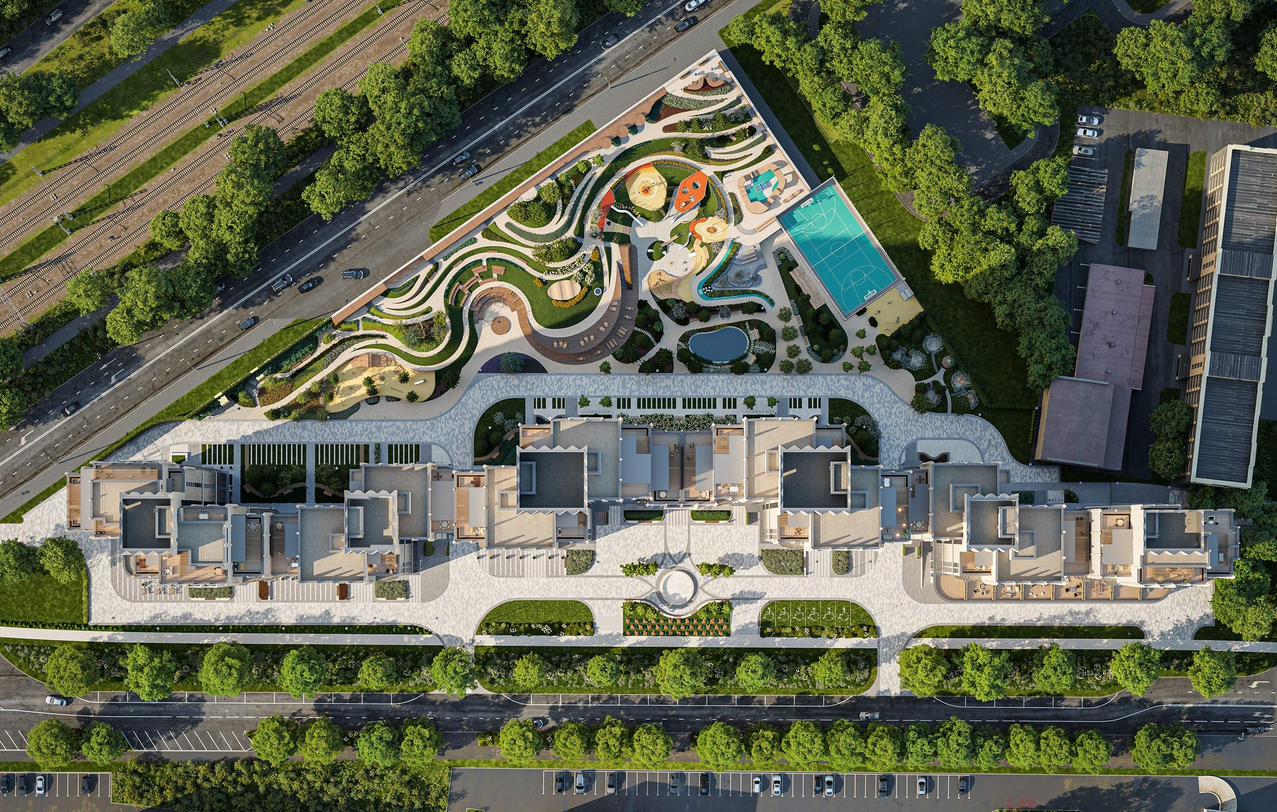 """Проект """"Достижение"""" - архитектурное событие современной Москвы"""
