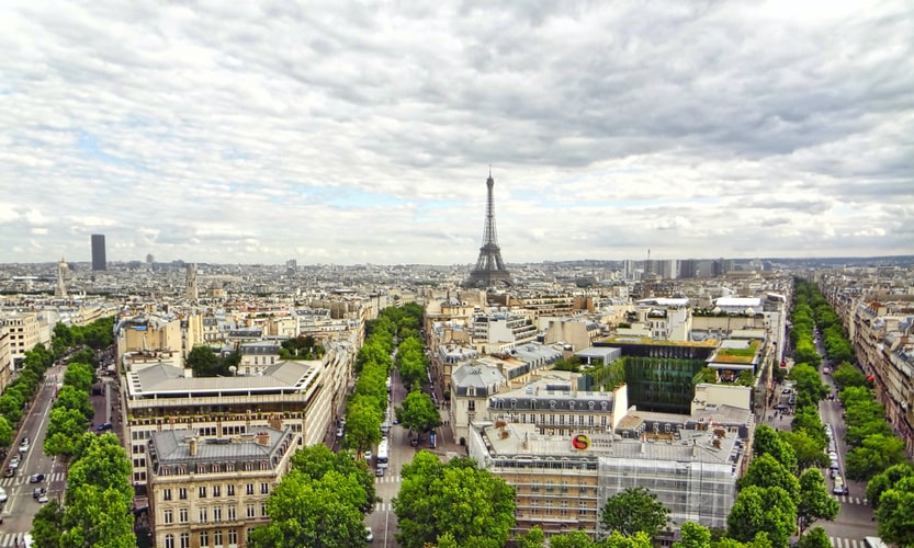 Стоимость аренды в Париже