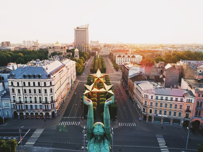 Недвижимость в Риге, Латвия
