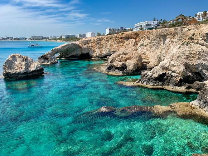 Апартамент в престижном яхтенном поселке Айя Напа, Кипр