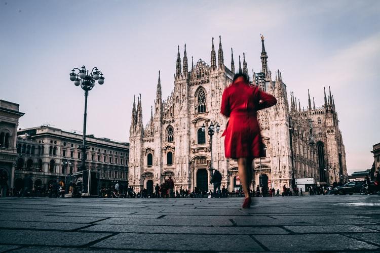 Роскошь Милана - апартамент в самом престижном районе города