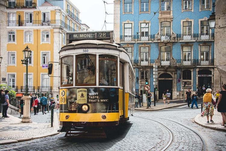 Апартамент с роскошным видом в Лиссабоне, Португалия