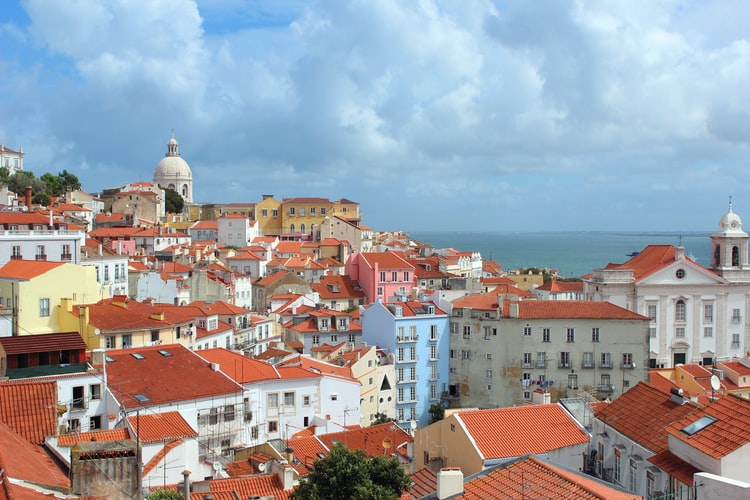 Приемлемые цены на недвижимость в Лиссабоне, Португалия