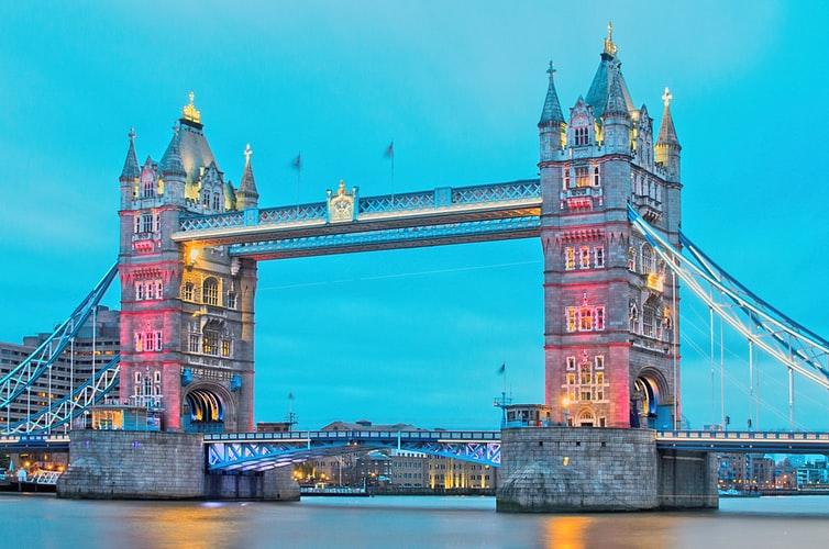 Недвижимость в современном Лондоне, Великобритания