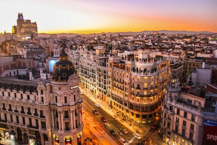 Квартира в яркой столице Испании, Мадрид