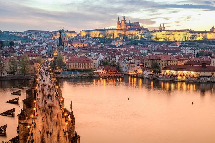 Недвижимость в центре Европы, Прага, Чехия
