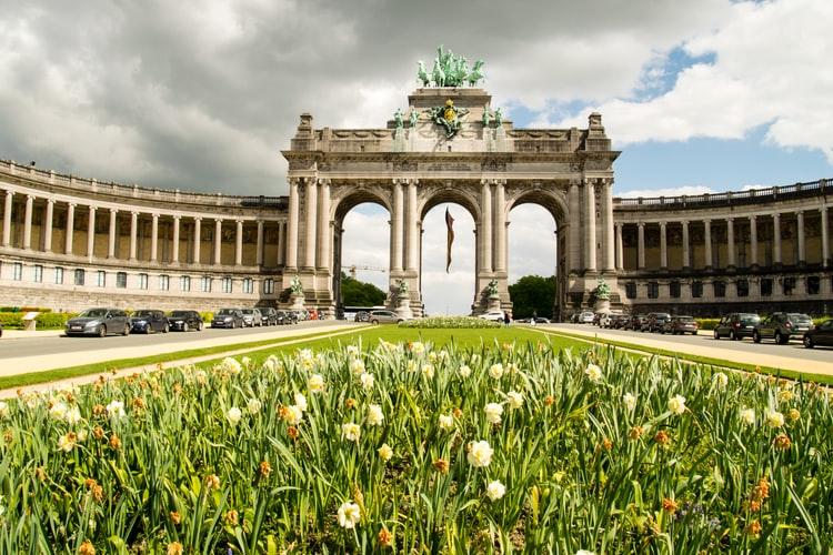 Брюссель - самый интернациональный город Европы, Бельгия